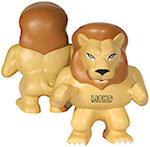Lion Mascot Stress Balls